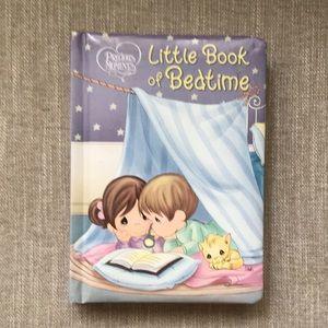 Precious Moments Little Book of Bedtime EUC